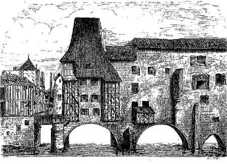 Pont Saint-Sauveur, La Rochelle