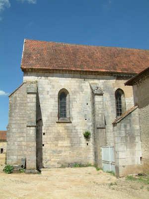 Commanderie de Saint-Marc, Nuits-sur-Armançon