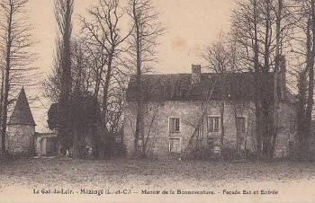 Domaine du Temple de Bonaventure