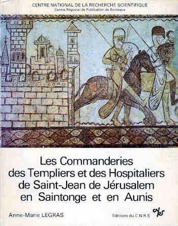 Commanderies en Saintonge et en Aunis
