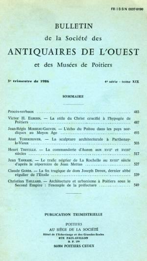 La commanderie d'Auzon aux XVIIe et XVIIIe siècles