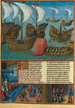 Mamerot, Les Passages d'Outremer. Une chronique des croisades