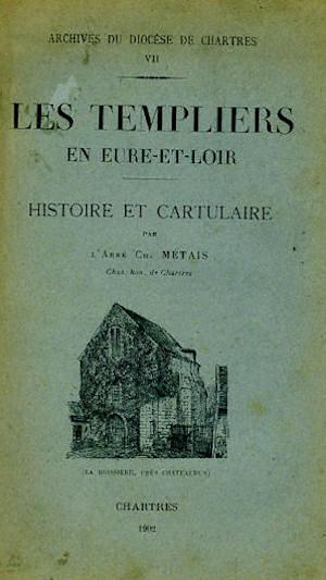 Les Templiers en Eure et Loir