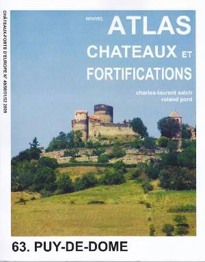 Atlas des châteaux et fortifications du Puy-de-Dôme