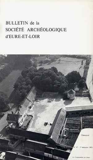 Bulletin de la socité Archéologique d'Eure et Loir