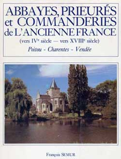 Abbayes, Prieuré, Commanderie de l'Ancienne France