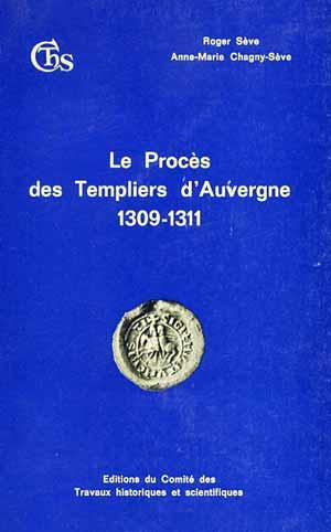 Le Procès des Templiers d'Auvergne