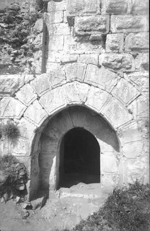 Château de Beaufort, Porte C