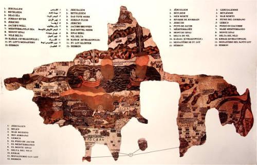 mosaïque de Madaba