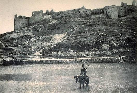 Château de TORON (Tibnin)