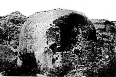 Château de Li Vaux Moïse (Ou'aira)