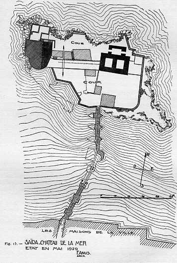 Saïda-Château de la Mer