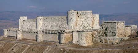 Crac des Chevaliers : l'Aqueduc