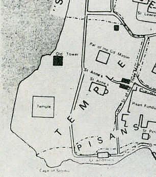 Quartier des Templiers de Saint-Jean d'Acre