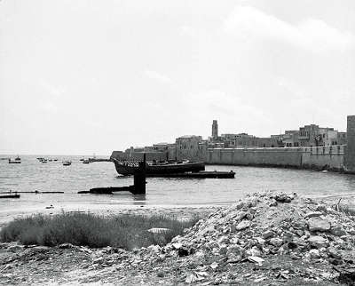 Saint-Jean-d'Acre - Akko - Akka : The old city 1961
