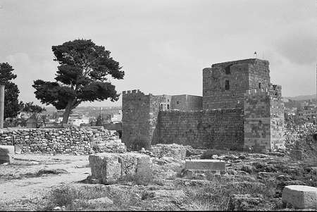 Château de Djebeil, Giblet, Byblos