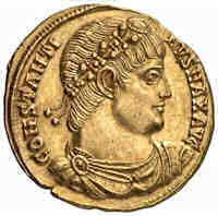 Constantin Ier Flavius Julius