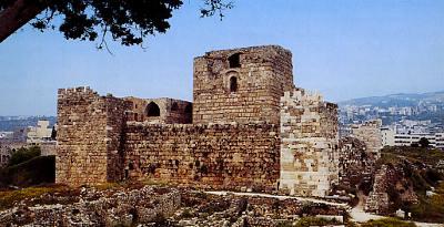 Château de Gibelet - Mohamad Al Roumi et Jean Mesqui