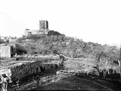 Chateau de Safita-Chastel-Blanc