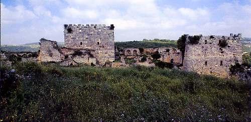 château de Sahyoun - Mohamad Al Roumi et Jean Mesqui