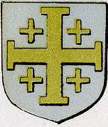 Godefroy de Bouillon - Avoué du Saint-Sépulcre
