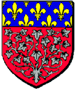 Blason de Pierre l'Ermite (1050-1115)