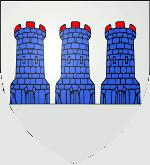 Blason de Hugues V, seigneur de Beaumont-sur-Vigenne