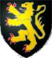 Blason de Henri Ier comte de Brabant