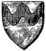 Blason de Guillaume et Jean de Mauvoisin (1096)