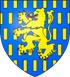 Blason de Henri Ier comte d'Eu