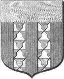 Blason de Ithier de Magnac
