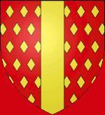 Blason de Geoffroy de Rancon