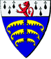 Blason de Jean sire de Joinville