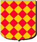 Blason de Guillaume Taillefer comte d'Angoulême