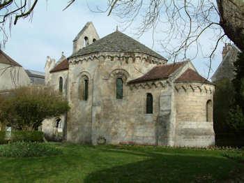 chapelle de Laon