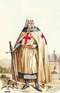 Costume Templier