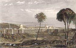 Peinture de Jerusalem