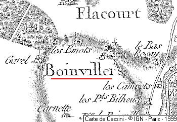 Domaine de l'Hôpital de Boinvilliers