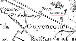 Domaine de l'Hôpital de Le Boulay