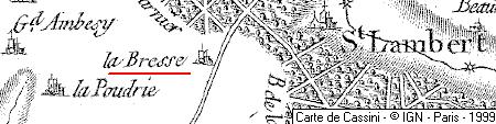 Domaine du Temple de La Brosse