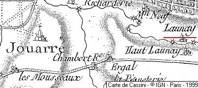 Domaine de l'Hôpital de Launay