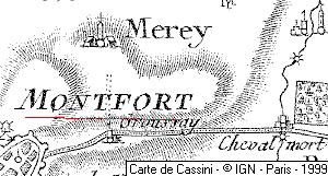 Domaine de l'Hôpital de Montfort