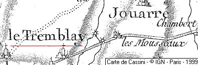 Domaine de l'Hôpital de Le Tremblay