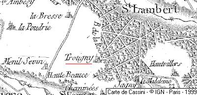 Domaine du Temple de Trotigny