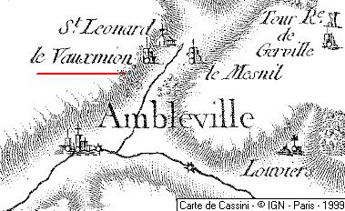 Domaine de l'Hôpital de Vaumion