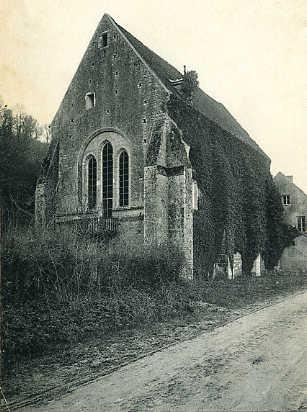 Chapelle de La Boissière