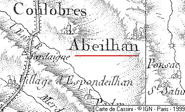 Domaine du Temple de Abeilhan