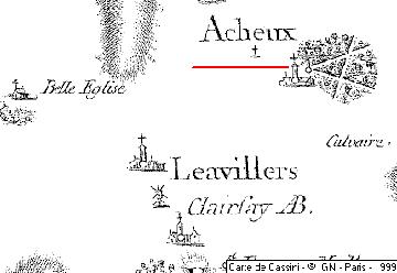 Maison du Temple d'Acheux