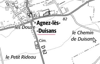 Domaine du Temple d'Agnez