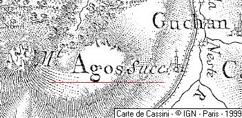 Domaine du Temple à Agos